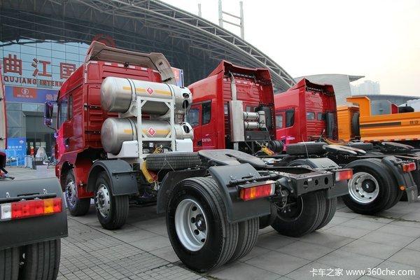 降价促销德龙新M3000牵引车仅售39.79万