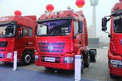 陕汽重卡 德龙新M3000 380马力 6X2 LNG牵引车(SX4258GR279TL) 卡车图片