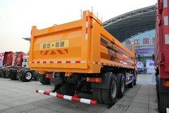 德龙新M3000自卸车外观                                                图片