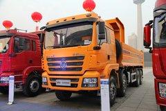 陕汽重卡 德龙新M3000 336马力 8X4 7.4米自卸车(SX3316HR366)