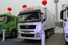 陕汽重卡 德龙X3000 245马力 6X2 9.5米厢式载货车(SX5256XXY4K549) 卡车图片