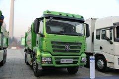 陕汽重卡 德龙新M3000 336马力 6X4 6.2米自卸车(SX3256MT404) 卡车图片