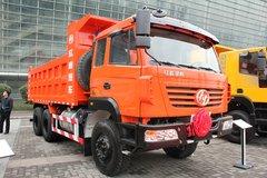 上汽红岩 金刚重卡 310马力 6X4 5.6米自卸车(CQ3255TRG384) 卡车图片