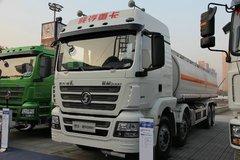 陕汽 德龙新M3000 290马力 8X4 油罐车(SX5316GYYGM456) 卡车图片