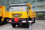 上汽红岩 新金刚M500 重载版 430马力 8X4 7.8米自卸车(CQ3316HXDG396L)图片