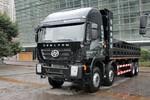 上汽红岩 杰狮重卡 390马力 8X4 8.5米自卸车(CQ3315HTG466)