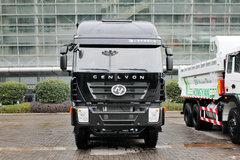 上汽红岩 杰狮C500重卡 390马力 8X4 8.6米自卸车(CQ3316HTVG486L)图片