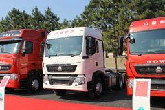 中国重汽 HOWO T5G重卡 轻量化版 350马力 6X4牵引车(ZZ4257N324GD1) 卡车图片