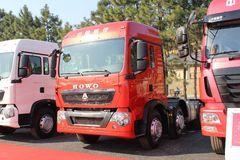 中国重汽 HOWO T5G重卡 轻量化版 350马力 6X2牵引车(ZZ4257N25CGD1) 卡车图片