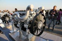 中国重汽MT13.43-50 430马力 13L 国五 天然气发动机