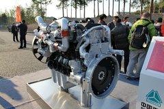中国重汽MT13.44-50 440马力 13L 国五 天然气发动机