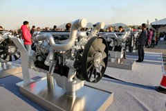 中国重汽MC11.36-50 360马力 11L 国五 柴油发动机