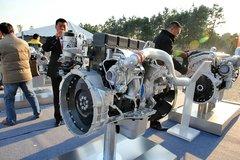 中国重汽MC04.16-50 国五 发动机
