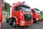 中国重汽 豪瀚J7B重卡 380马力 6X2 LNG牵引车(ZZ4255N27C6E1L)图片