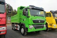 中国重汽 HOWO T5G系重卡 310马力 6X4 5.8米自卸车(ZZ3257N364GD1) 卡车图片