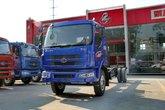 东风柳汽 乘龙M3中卡 160马力 4X2 7.7米厢式载货车底盘(LZ5162XXYM3AA)