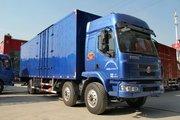东风柳汽 乘龙M3中卡 220马力 6X2 9.6米厢式载货车(LZ5200XYKM3CB)