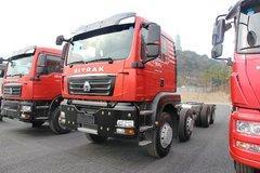 中国重汽 SITRAK C7H重卡 360马力 8X4 混凝土搅拌车(底盘)(ZZ5316GJBN326MD1)