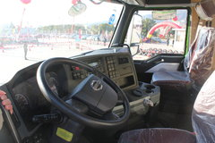 时骏奥雷自卸车驾驶室                                               图片