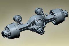 美驰MP13166 鼓式单级减速驱动桥