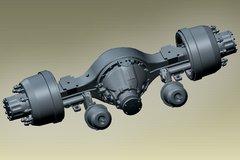 美驰MS13176 鼓式单级减速驱动桥