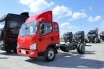 解放 J6F 150马力 3.85米排半轻卡底盘(CA5046XXYP40K2L1E5A84-3)图片