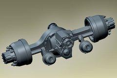 美驰MS13166 鼓式单级减速驱动桥