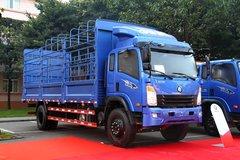重汽王牌 7系中卡 180马力 4X2 6.8米仓栅式载货车(CDW1161HA1R4) 卡车图片