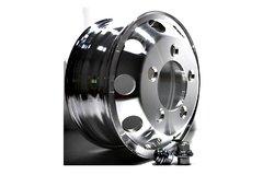 雅固 16x5.50 铝合金车轮(编号:T55161)