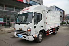 江淮 新帅铃H330 120马力 4.18米单排仓栅式轻卡(HFC5043CCYP71K2C2V)图片