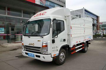 江淮 新帅铃H330 152马力 4.18米单排仓栅式轻卡(HFC5043CCYP71K1C2V)