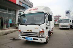 江淮 新帅铃H330 130马力 4.18米单排仓栅式轻卡(HFC5080CCYP71K1C2V)图片