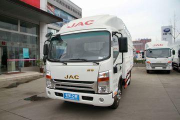 江淮 新帅铃H330 141马力 4.18米单排仓栅式轻卡(HFC5043CCYP71K1C2V)