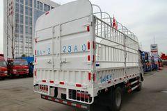 江淮 帅铃H330 141马力 4.2米单排仓栅式轻卡(HFC5048CCYP71K1C2) 卡车图片