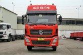 东风商用车 天龙重卡 270马力 6X2 9.6米栏板载货车(DFH1200A)