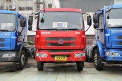 东风柳汽 乘龙M3中卡 170马力 4X2 6.8米载货车底盘(LZ1163RAPAT) 卡车图片