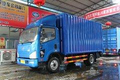 解放 J6F 重载版 130马力 4.2米单排厢式轻卡(CA5041XXYP40K2L1E4A84-3)