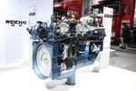 潍柴WP10NG336E50 国五 发动机