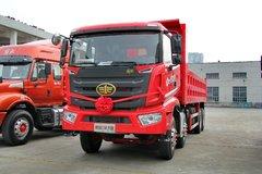 一汽柳特 金大陆重卡 350马力 8X4 7.6米自卸车(LZT3310P31K2E4T4A93) 卡车图片