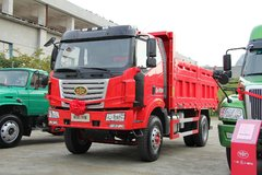 一汽柳特 金陆(L6L)中卡 240马力 4X2 5.2米自卸车(LZT3182P3K2E5A90) 卡车图片