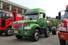 一汽柳特 新安捷(L5R)重卡 350马力 6X2 LNG长头牵引车(CA4252N2E5R5T3A90) 卡车图片