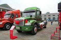 一汽柳特 新安捷(L5R)重卡 350马力 4X2 LNG长头牵引车(CA4181N2E5A90) 卡车图片