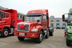 一汽柳特 新安捷(L5R)重卡 350马力 6X2长头牵引车(CA4223K2E4R5T3A90) 卡车图片