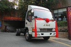 江淮 帅铃E330 120马力 4.15米单排厢式轻卡底盘(HFC5041XXYP93K7C2)