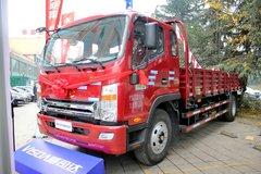 江淮帅铃 威司达W530中卡 160马力 4X2 6.8米栏板载货车(HFC1162P70K1E1)