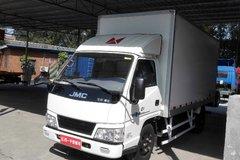 江铃 新顺达 109马力 4.2米单排厢式轻卡(JX5044XXYXGA2) 卡车图片