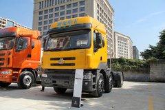 东风柳汽 乘龙M5重卡 375马力 6X2 LNG牵引车(LZ4240M5CB) 卡车图片