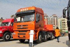 东风柳汽 乘龙M5重卡 400马力 6X2牵引车(LZ4241M5CA) 卡车图片