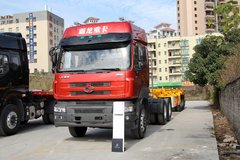 东风柳汽 乘龙M5重卡 375马力 6X4 LNG牵引车(LZ4250M5DB) 卡车图片