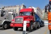 东风柳汽 龙卡重卡 300马力 6X2长头牵引车(LZ4230G2CA)